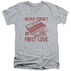 Atari - Mens First Love V-Neck T-Shirt