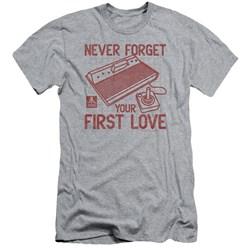 Atari - Mens First Love Premium Slim Fit T-Shirt