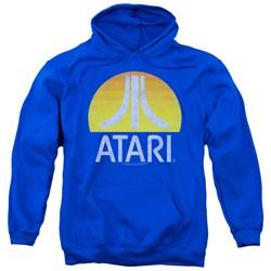 Atari - Mens Sunrise Eroded Pullover Hoodie