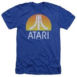 Atari - Mens Sunrise Eroded Heather T-Shirt
