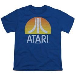 Atari - Big Boys Sunrise Eroded T-Shirt