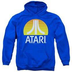 Atari - Mens Sunrise Clean Pullover Hoodie