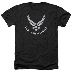 Air Force - Mens Logo Heather T-Shirt