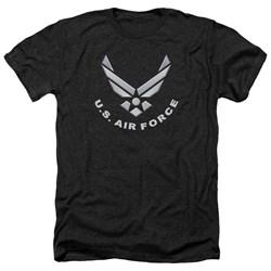 Air Force - Mens Logo Heather T-Shirt