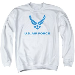 Air Force - Mens Distressed Logo Sweater
