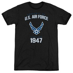 Air Force - Mens Property Of Ringer T-Shirt