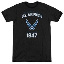 Air Force - Mens Property Of Ringer T-Shirt