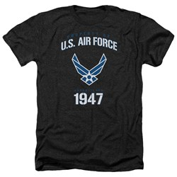 Air Force - Mens Property Of Heather T-Shirt