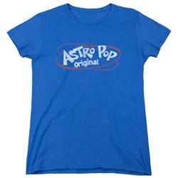 Astro Pop - Womens Vintage Logo T-Shirt