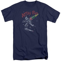 Astro Pop - Mens Space Joust Tall T-Shirt
