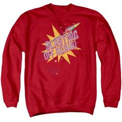 Astro Pop - Mens Blast Off Sweater
