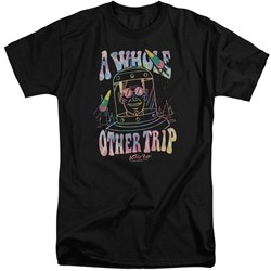 Astro Pop - Mens Space Popssdey Tall T-Shirt