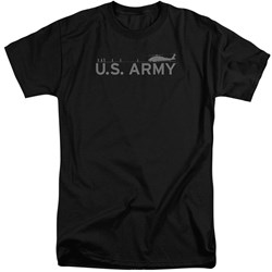 Army - Mens Helicopter Tall T-Shirt