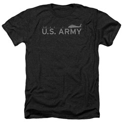 Army - Mens Helicopter Heather T-Shirt