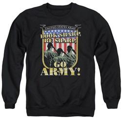 Army - Mens Go Army Sweater
