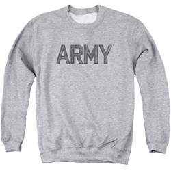 Army - Mens Star Sweater