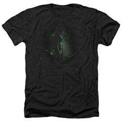 Arrow - Mens In The Shadows Heather T-Shirt