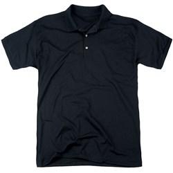 Arrow - Mens Shirtless (Back Print) Polo