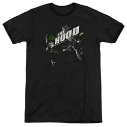 Arrow - Mens Take Aim Ringer T-Shirt