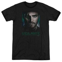 Arrow - Mens Good Eye Ringer T-Shirt