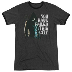 Arrow - Mens You Have Failed Ringer T-Shirt