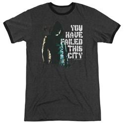 Arrow - Mens You Have Failed Ringer T-Shirt