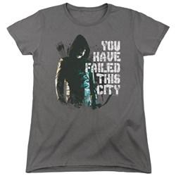 Arrow - Womens You Have Failed T-Shirt