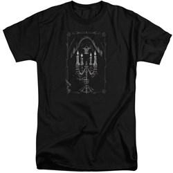 Anne Stokes - Mens Candelabra Tall T-Shirt