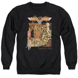 Aerosmith - Mens Toys Sweater