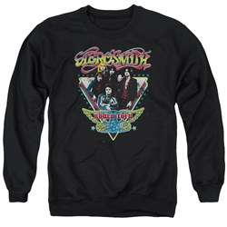 Aerosmith - Mens Triangle Stars Sweater