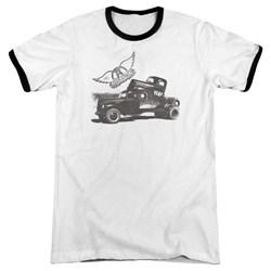 Aerosmith - Mens Pump Ringer T-Shirt