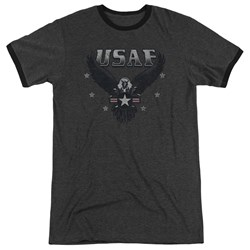 Air Force - Mens Incoming Ringer T-Shirt