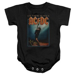 AC/DC - Toddler Let There Be Rock Onesie