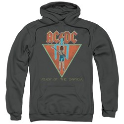AC/DC - Mens Flick Of The Switch Pullover Hoodie
