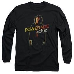 AC/DC - Mens Powerage Long Sleeve T-Shirt