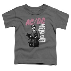 AC/DC - Toddlers Dirty Deeds T-Shirt
