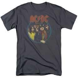 AC/DC - Mens Highway To Hell T-Shirt