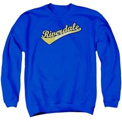 Archie Comics - Mens Riverdale High School Sweater