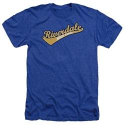 Archie Comics - Mens Riverdale High School Heather T-Shirt
