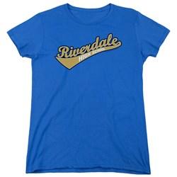 Archie Comics - Womens Riverdale High School T-Shirt