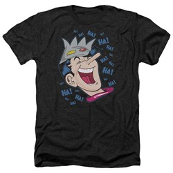 Archie Comics - Mens Laughing Jughead Heather T-Shirt