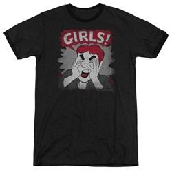 Archie Comics - Mens Girls! Ringer T-Shirt