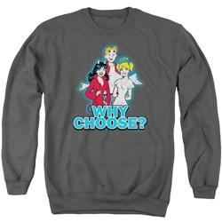 Archie Comics - Mens Why Choose Sweater