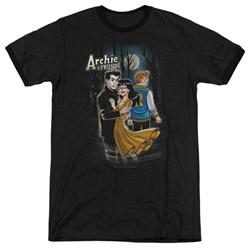 Archie Comics - Mens Cover #146 Ringer T-Shirt