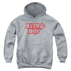 Astro Boy - Youth Logo Pullover Hoodie