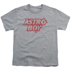 Astro Boy - Big Boys Logo T-Shirt