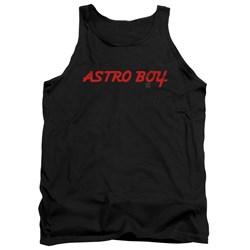 Astro Boy - Mens Classic Logo Tank Top