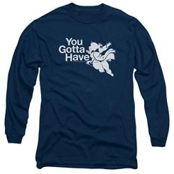 Valiant - Mens You Gotta Have Faith Long Sleeve T-Shirt
