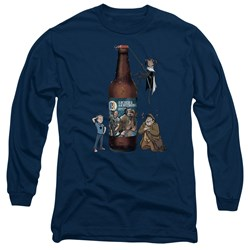 Archer & Armstrong - Mens Ale Long Sleeve T-Shirt