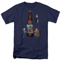Archer & Armstrong - Mens Ale T-Shirt